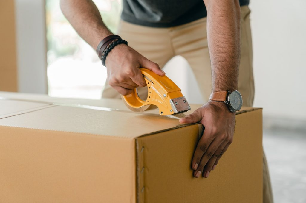 comercial relocation service and office relocation service